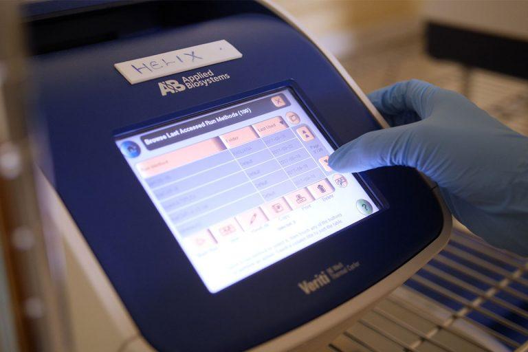 Molecular Characterization device